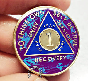 Sobriety Inspired, the new direction of our AA Recovery Coins Store