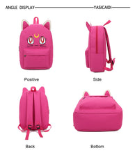 Sailor Moon Canvas Backpacks