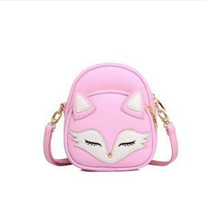 Hot New 2017 Cute Cat Shoulder Bags W&B