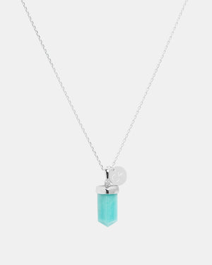 CA Jewellery Amazonite Pendant Necklace