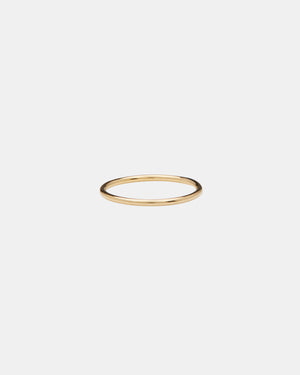 CA Jewellery Fine Midi/Pinky Ring - Gold