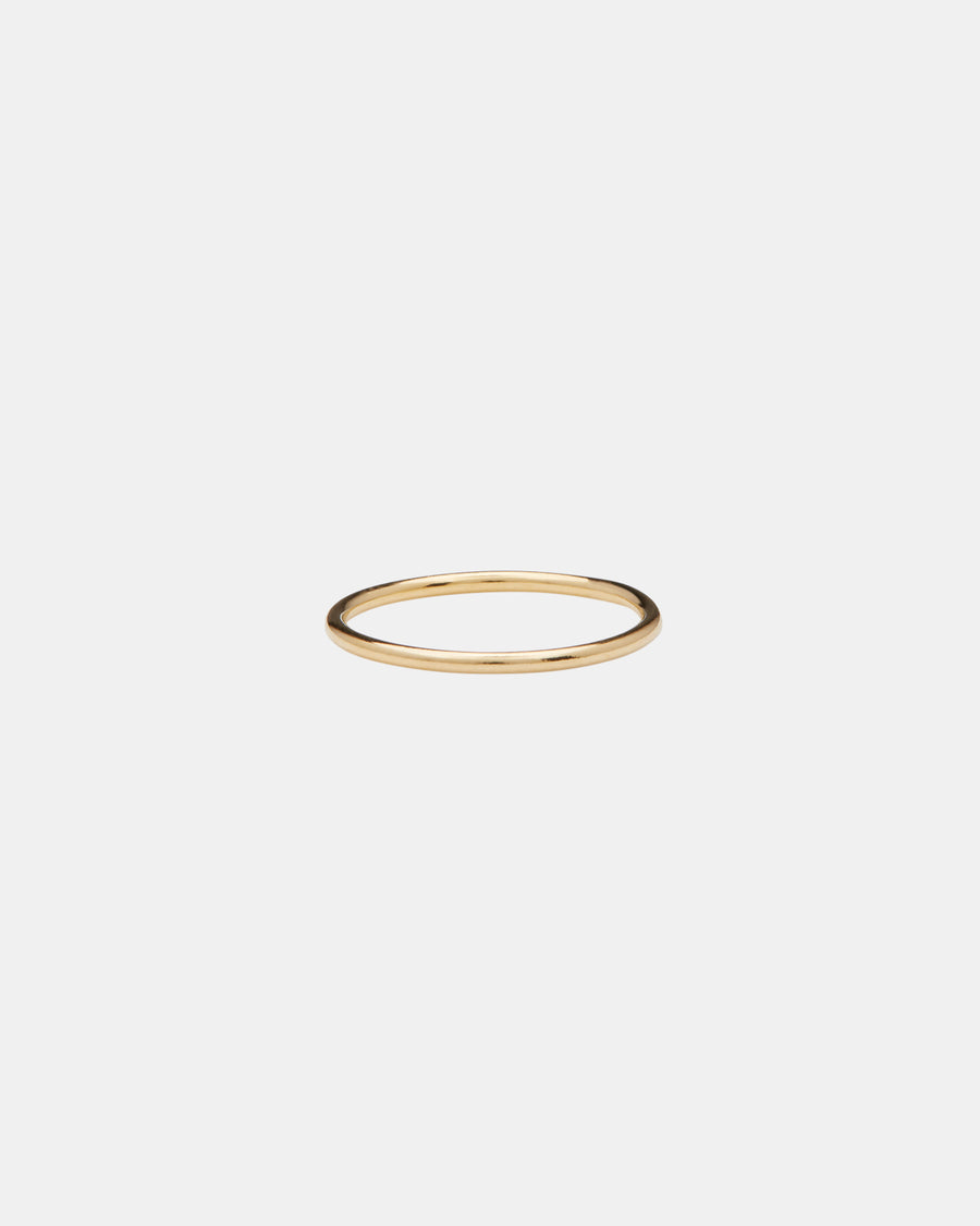 Fine Midi/Pinky Ring - Gold