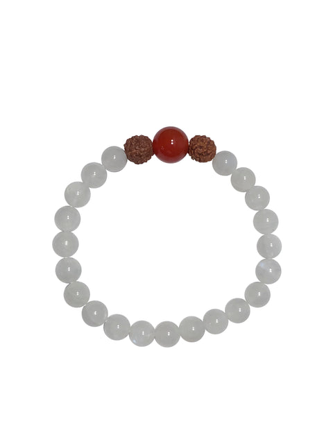 Fertility Moonstone Bracelet