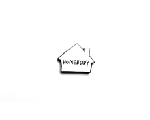 """Homebody"" Lapel Pin 