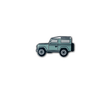"""Land Rover Defender 90"" Lapel Pin 