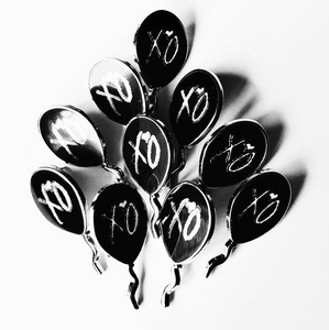 """XO House of Balloons"" Lapel Pin 