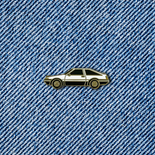 """Initial D Toyota AE86"" Lapel Pin 