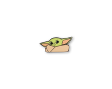 """Baby Yoda"" Lapel Pin 
