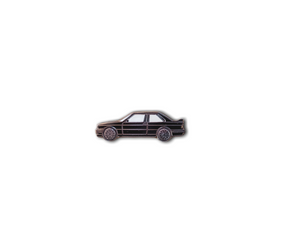 """BMW E30"" Lapel Pin"