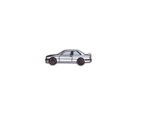"""BMW E30"" Lapel Pin 