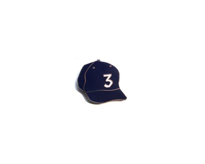 """Chance 3"" Lapel Pin 
