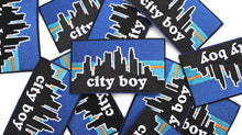 """City Boy"" Patch 