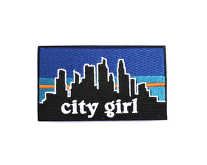 """City Girl"" Patch 