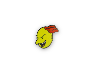 """Roger Klotz"" Lapel Pin 