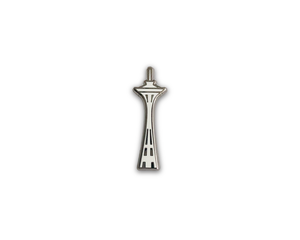 """Seattle Space Needle"" Lapel Pin 