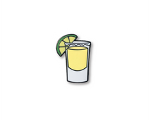 """Tequila"" Lapel Pin 