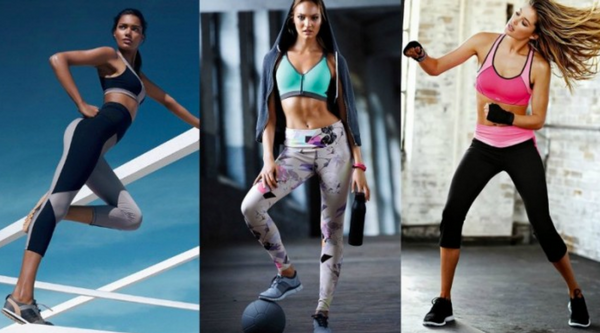 The 7 activewear trends of Summer 2018 and beyond