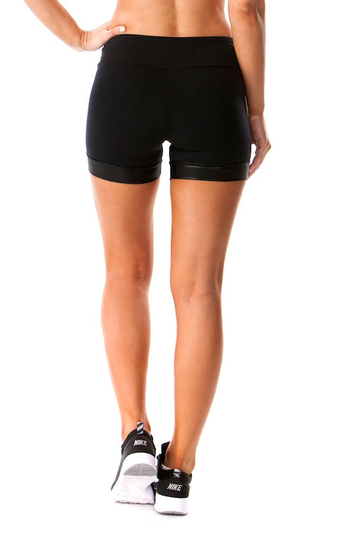 Deluxe Supplex Compress Shorts