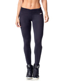 Supplex F/L Tights with Gathered Waist - Activewear Brazil
