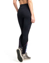 Supplex F/L Tights w/ Gloss & Print - Activewear Brazil