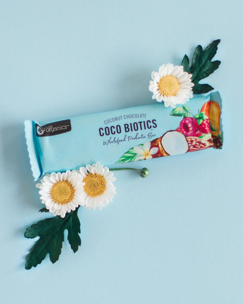 Coco Biotics Probiotic Energy Bar - Activewear Brazil