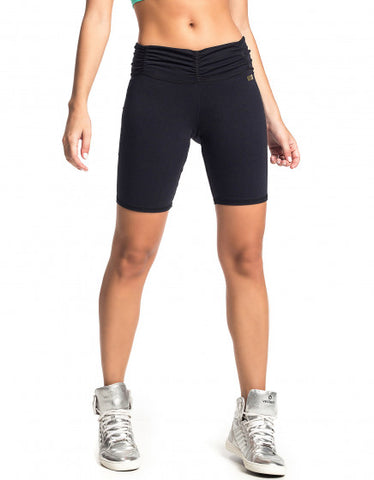Supplex Bike Shorts - Black