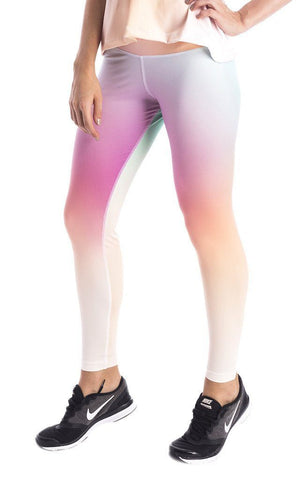 Biker Supplex 7/8 Tights - High Rise
