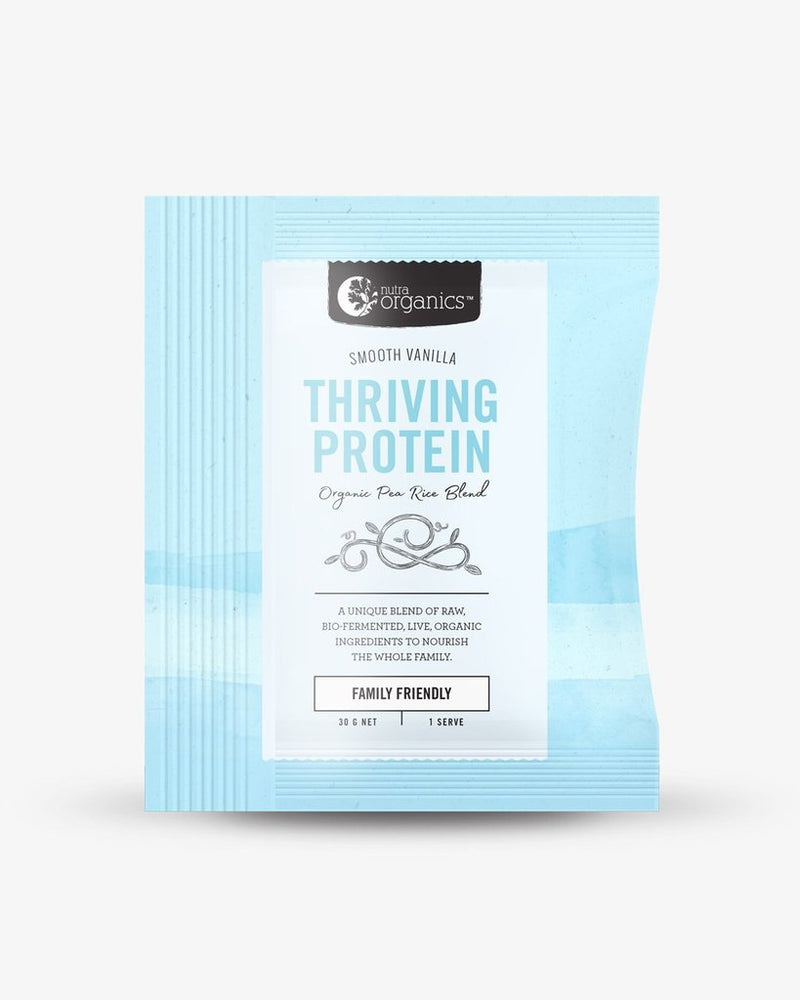 Thriving Protein Smooth Vanilla Sachet