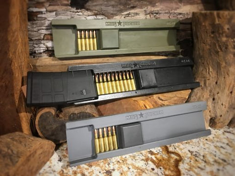 AR10, .308, and 6.5 creedmoor Magazine Speed Loader