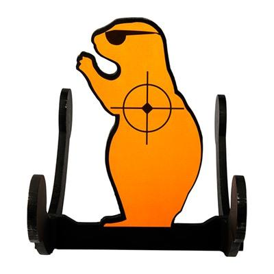 AR500 Animal Steel Shooting Target Rockin' Gopher