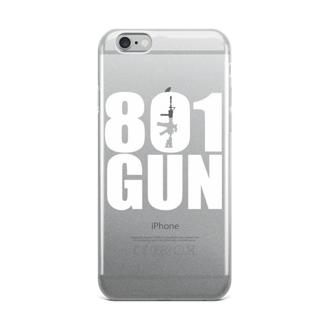 iPhone Case 801GUN