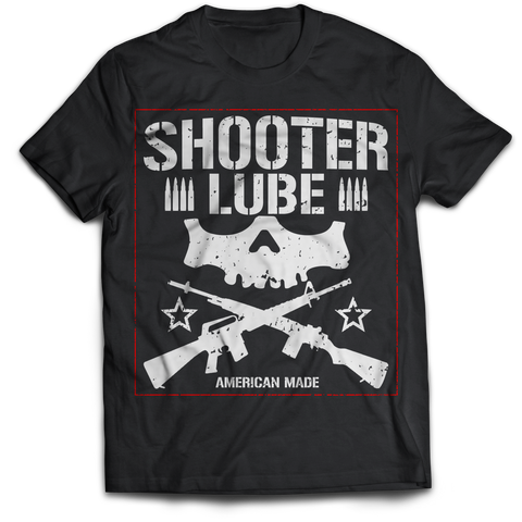 Shooter Lube T shirt