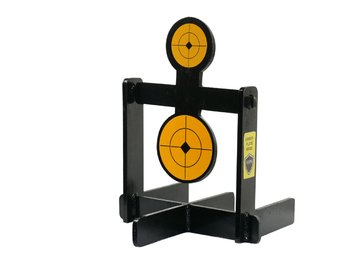 AR500 Super Spinner Shooting Steel Target
