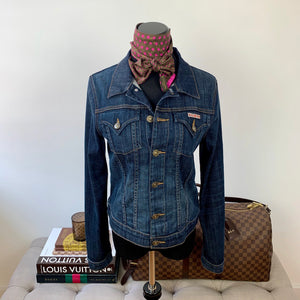 Hudson Exclusively For Bloomingdale's Signature Jean Jacket Size Medium