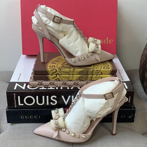 Kate Spade Lydia Petal Pink Size 5.5 - At One Boutique, LLC