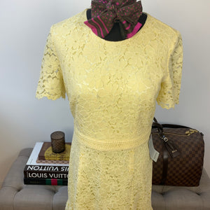 Rachel Parcell Lace Mini Dress Size Medium