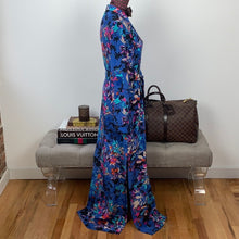Yumi Kim Museum Row Silk Maxi Dress in Sweet Mojito Size Small