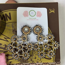 Lisi Lerch Vivi Earrings Clip-On - At One Boutique, LLC