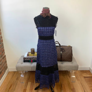 Self-Portrait Ava Midi Dress Size 4