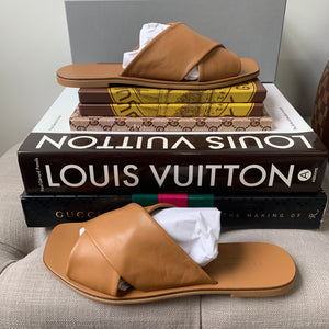 Everlane The Day Crossover Sandals Size 7.5