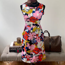 Anthropologie Whit Two 2P Floral Sleeveless Dress NWT