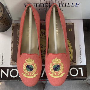 Hubbell Hille Hubbler Flat Loafers Size 5.5 - At One Boutique, LLC