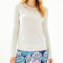 Lilly Pulitzer Odetta Sweater Coconut Size XS