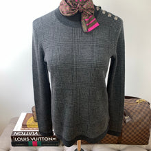 Lauren Ralph Lauren Grey Muitl Sweater NWT Size Small
