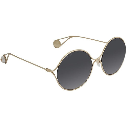 Gucci Oval Sunglasses GG0253SA - At One Boutique, LLC