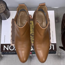 Everlane The Heel Boots in Cognac Size 7.5 - At One Boutique, LLC