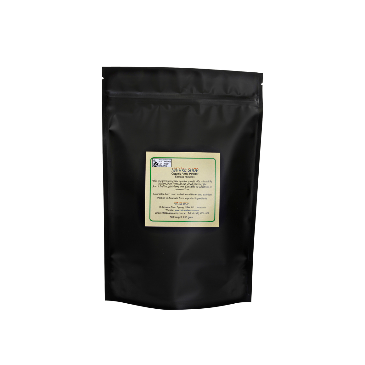 Amla powder - Nature Shop