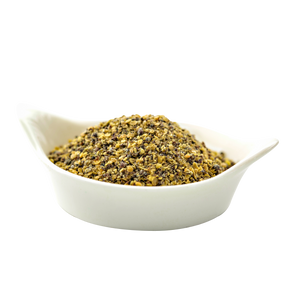 Organic Crushed Black Mustard Seeds - Nature Shop