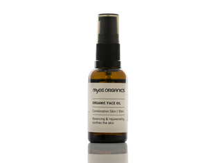 Face Oil - Combination Skin - Nature Shop