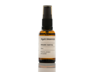 Organic Hair Oil - Nature Shop